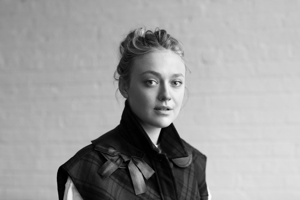 """Hello Apartment"" director Dakota Fanning, Miu Miu Women's Tales #15"
