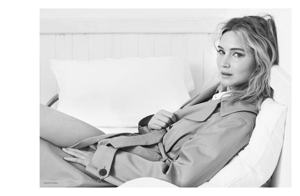 Dior Magazine, Jennifer Lawrence