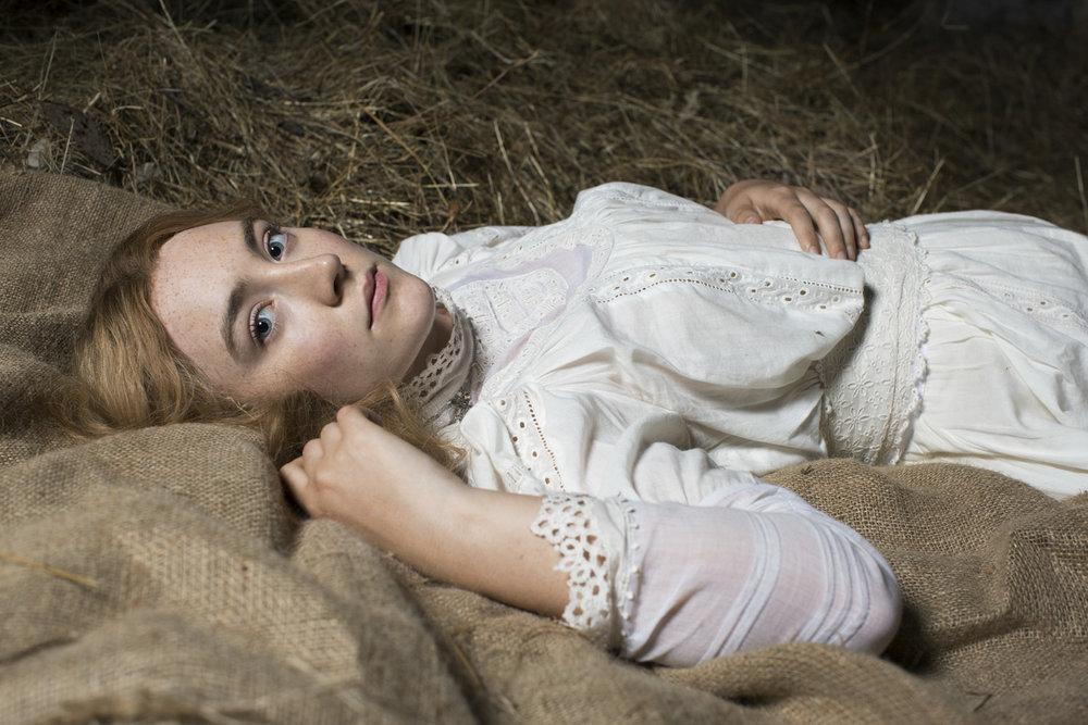 """Saoirse Ronan, """"The Seagull"""""""
