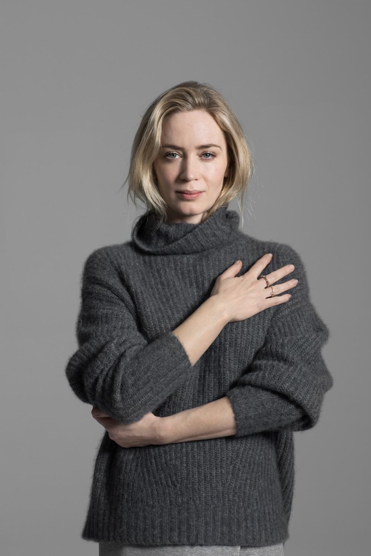 Emily Blunt, 2018