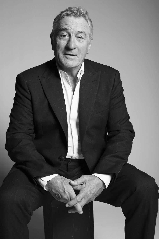 Robert DeNiro, ZEIT Magazin MANN