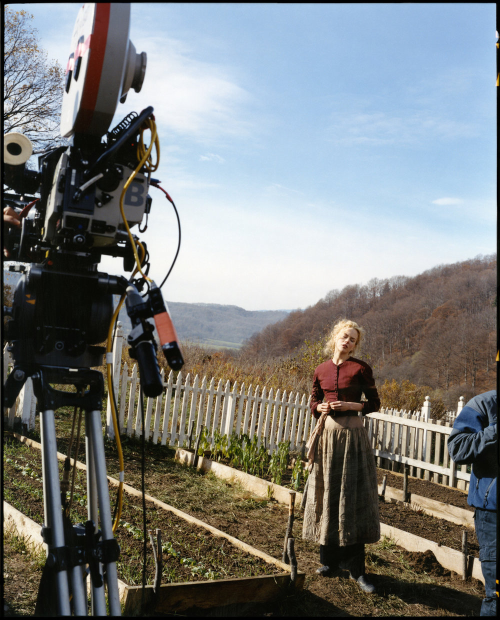 Cold Mountain, 2002