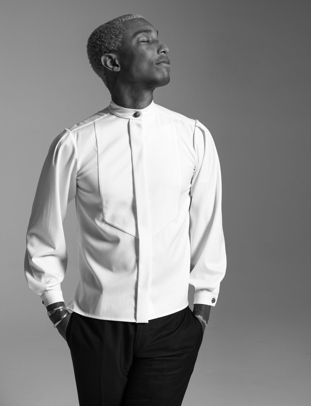 Pharrell Williams, L' Uomo Vogue