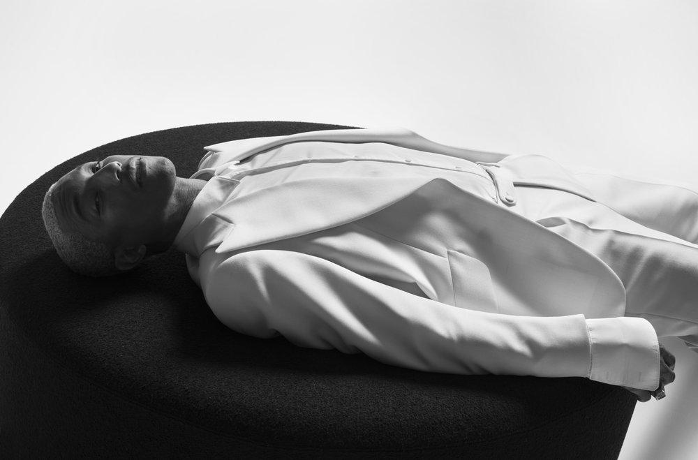 Pharrell Williams, L' Uomo Vogue