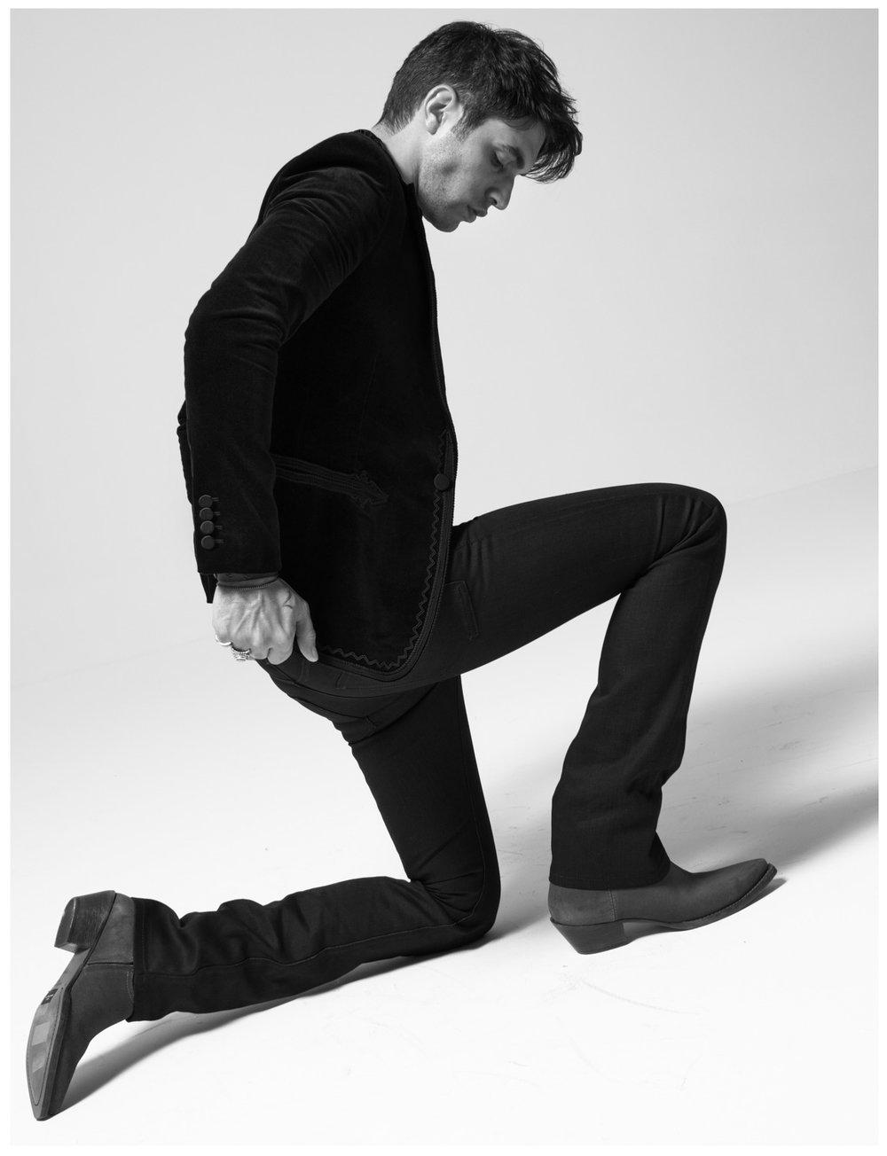 Black Atlass, L' Uomo Vogue