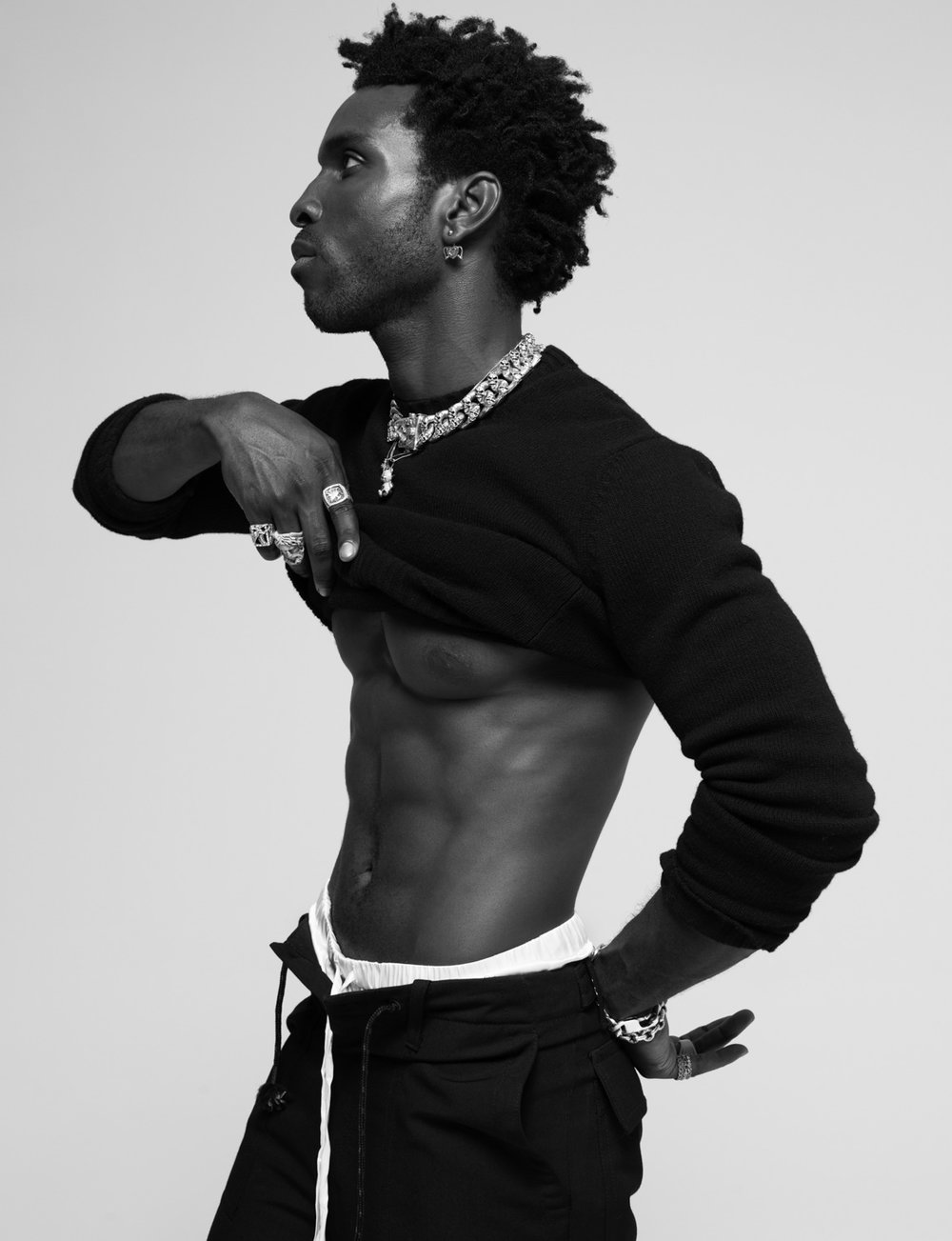SAINt JHN, L' Uomo Vogue