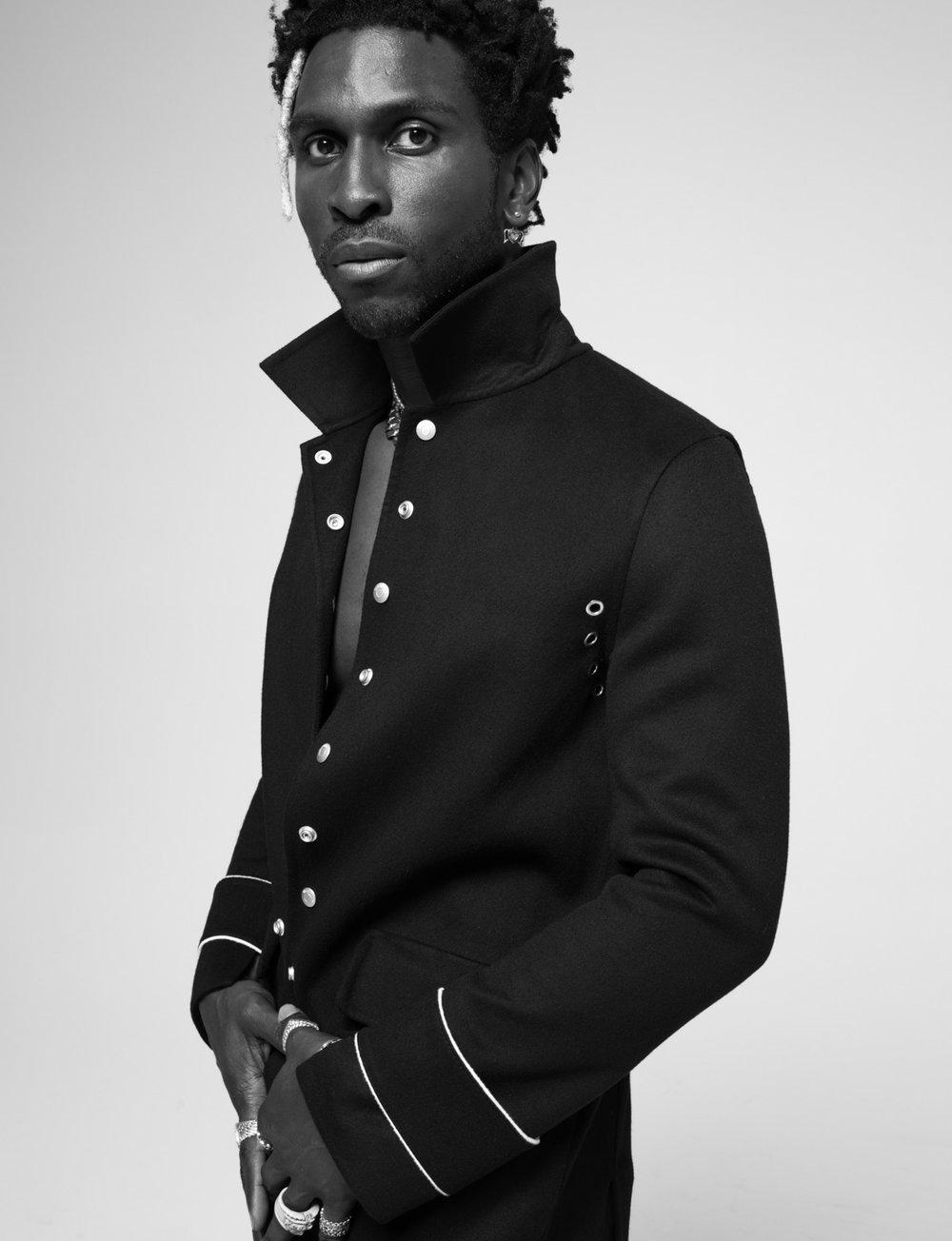 SAINt JHN, L' Uomo Vogue