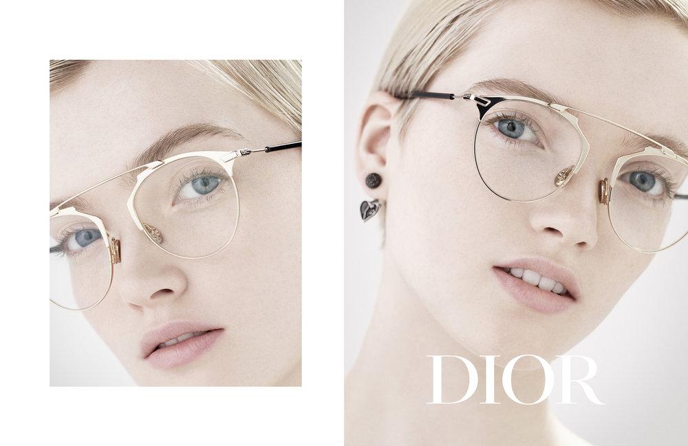 Dior Pre-Fall 2018 Eyewear