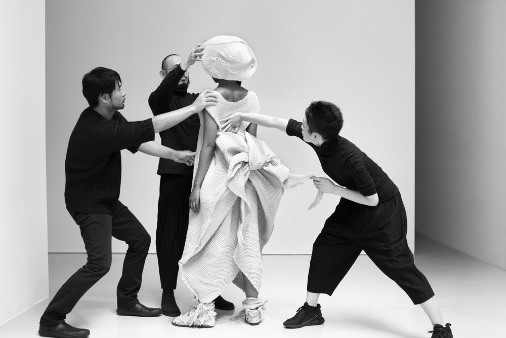 Issey Miyake Design Session One, 2019
