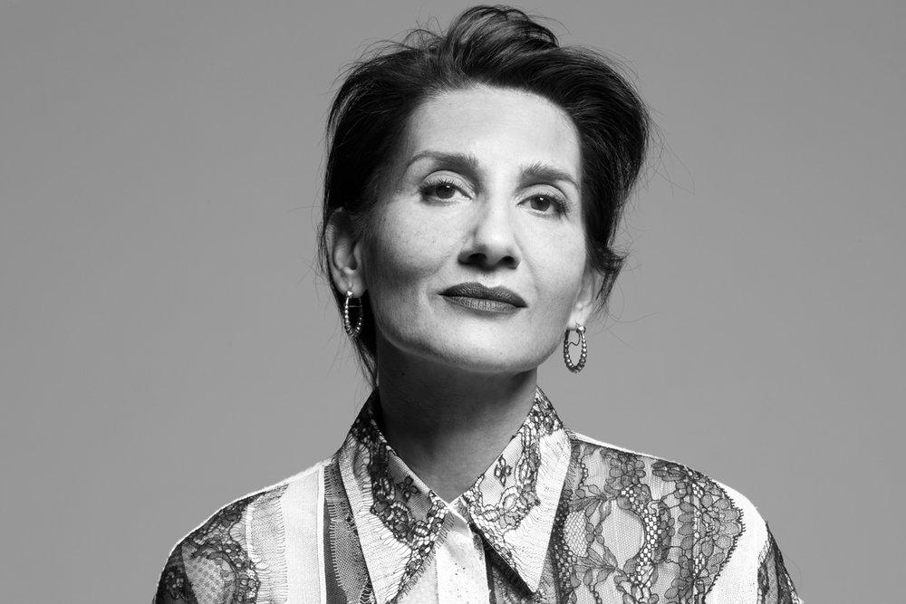 Louise Neri, New York, 2019