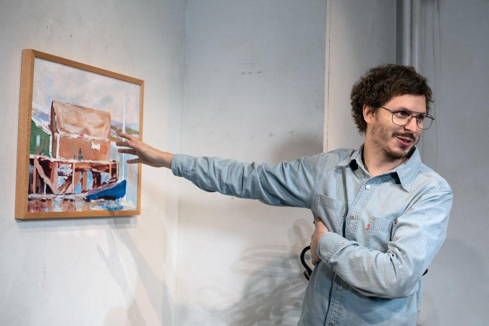 The Waverly Gallery, Michael Cera, 2018