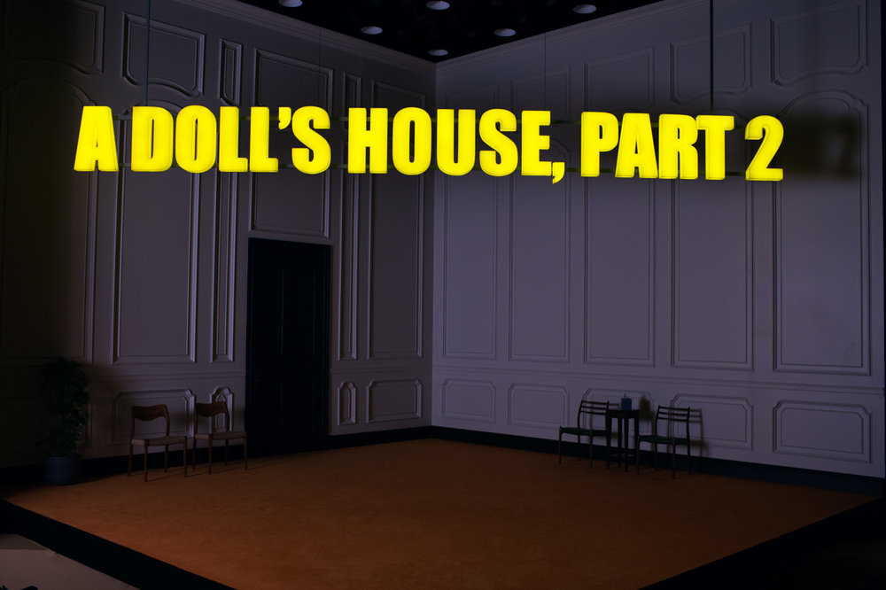 A Doll's House, Part 2, Golden Theater, 2017