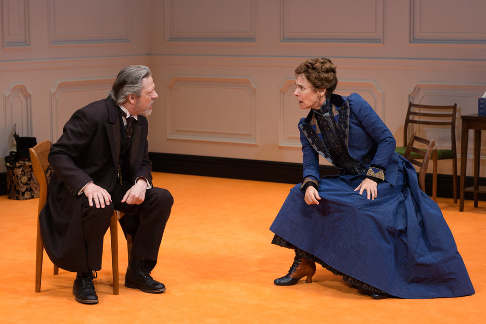 A Doll's House, Part 2,  Laurie Metcalf and Chris Cooper, 2017