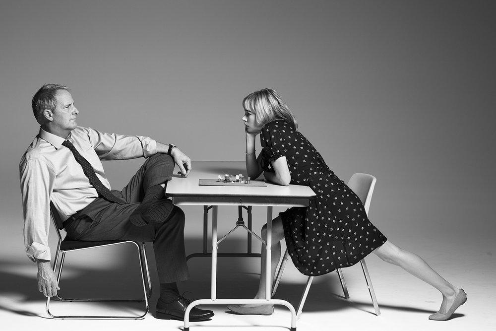Blackbird, Jeff Daniels and Michelle Williams, 2016