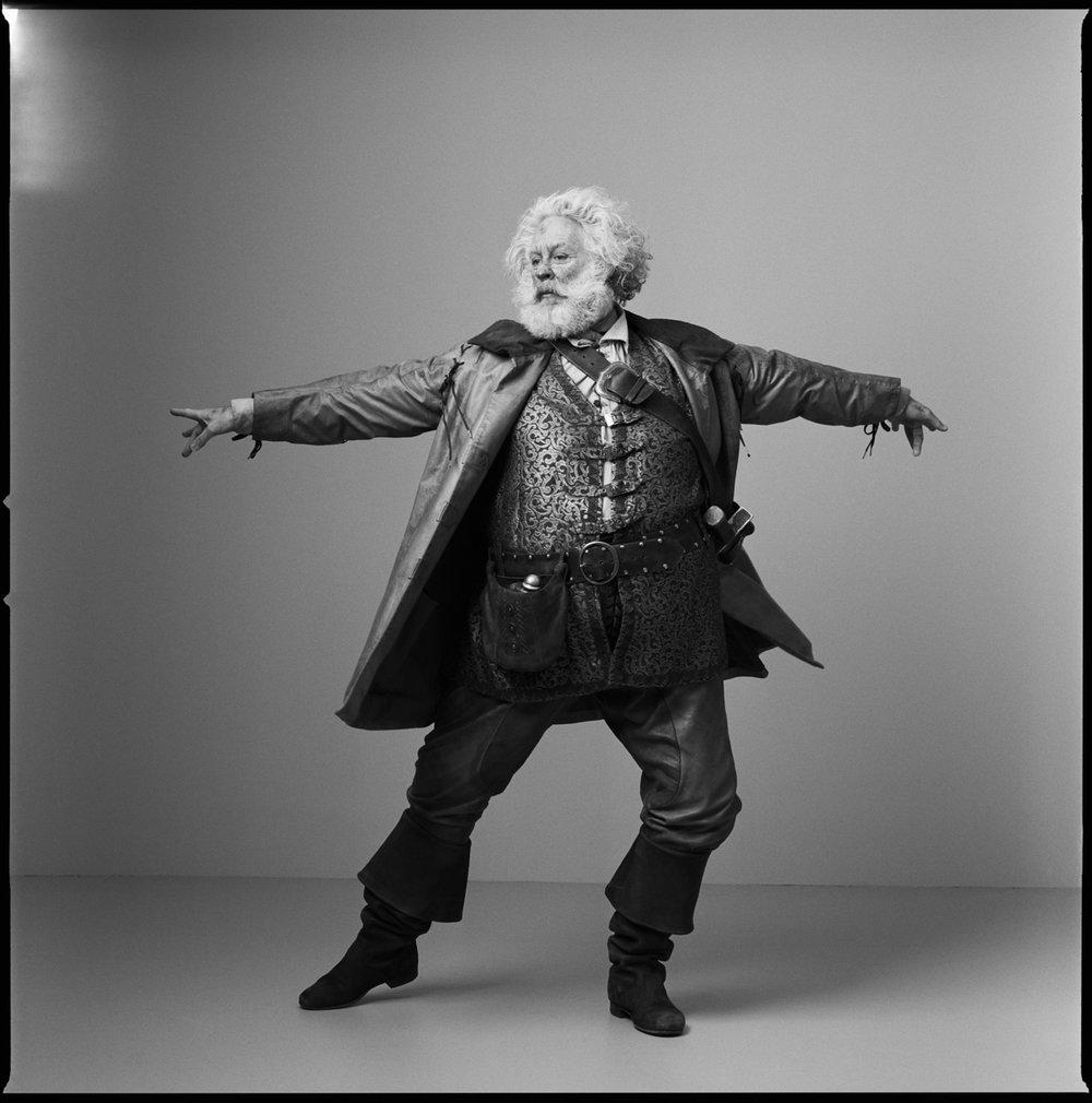 Henry IV, Kevin Kline as Falstaff, Lincoln Center, 2003