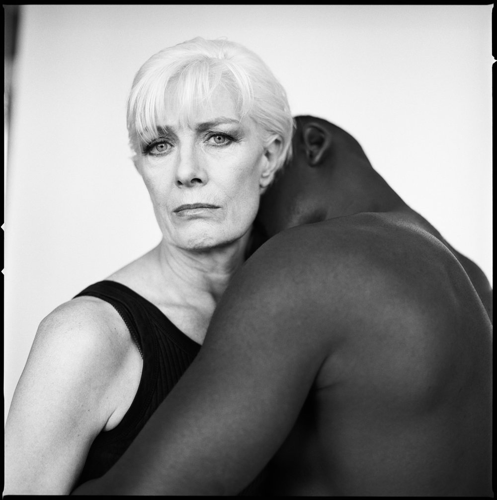 Anthony & Cleoparta, Vanessa Redgrave, David Harewood, Public Theater, 1996