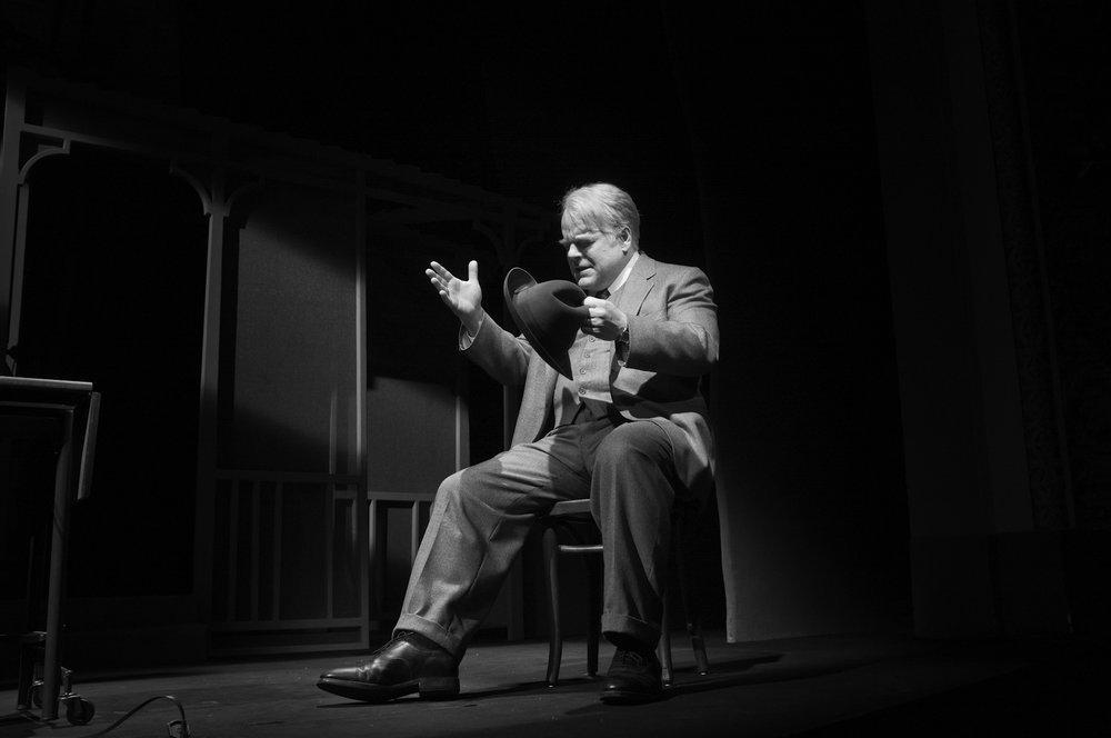 Death of a Salesman, Philip Seymour Hoffman, 2012