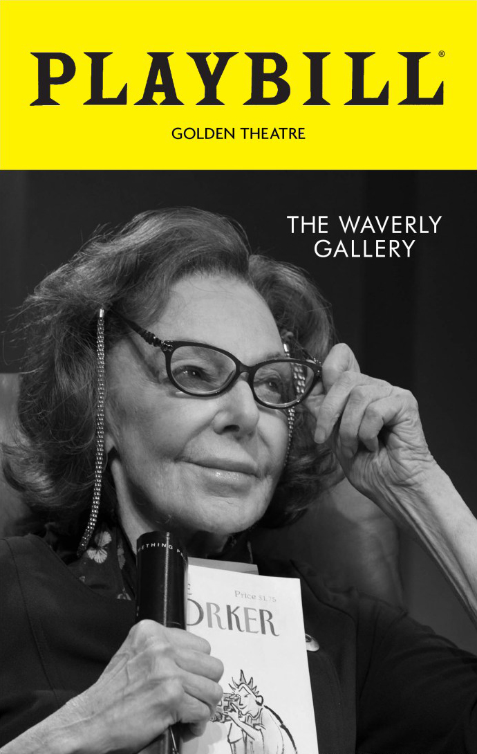 The Waverly Gallery, Elaine May, 2018