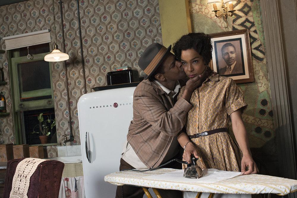 A Raisin in the Sun, Denzel Washington, Sophie Okonedo, 2014
