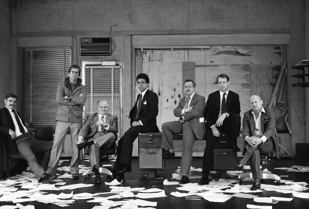 Glengarry Glen Ross cast, 1984