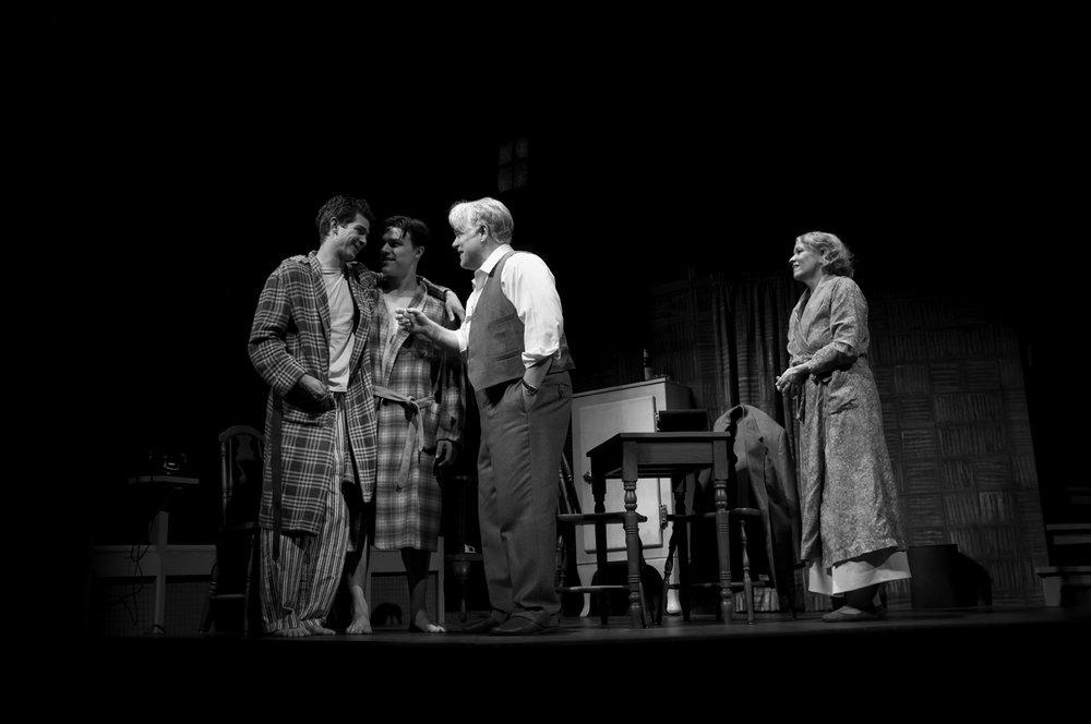 Death of a Salesman, cast, 2012