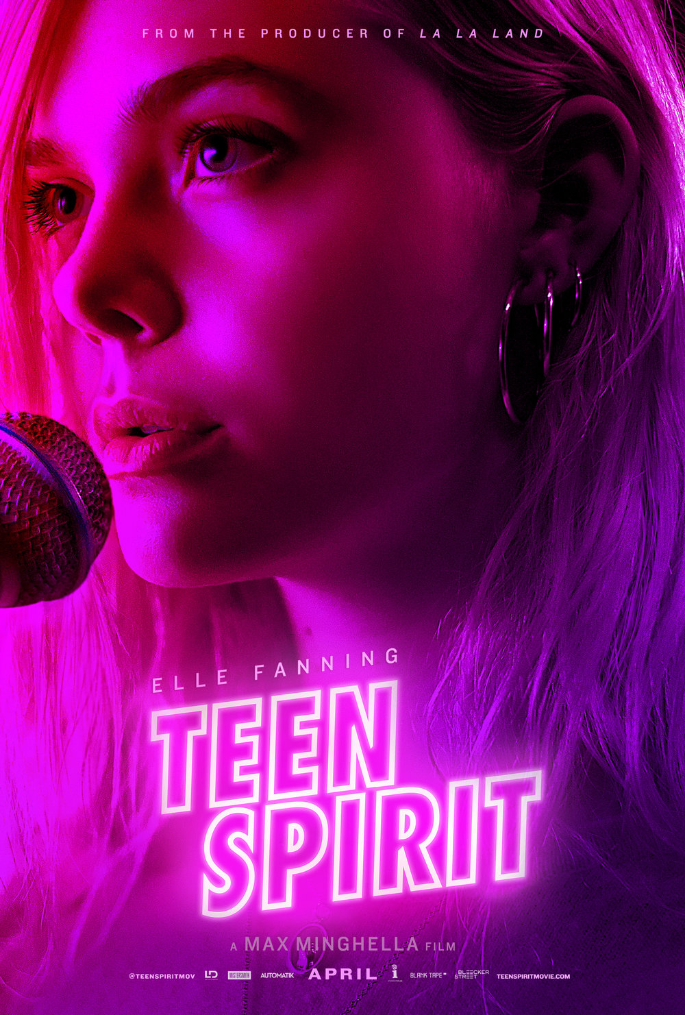 Teen Spirit, Elle Fanning, 2019