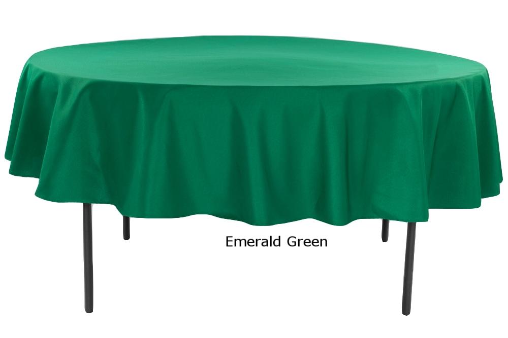 Polyester Round Emerald Green.jpg