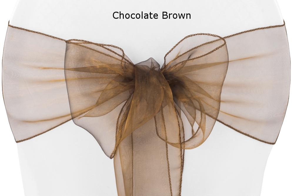 Sash Organza Chocolate Brown.jpg