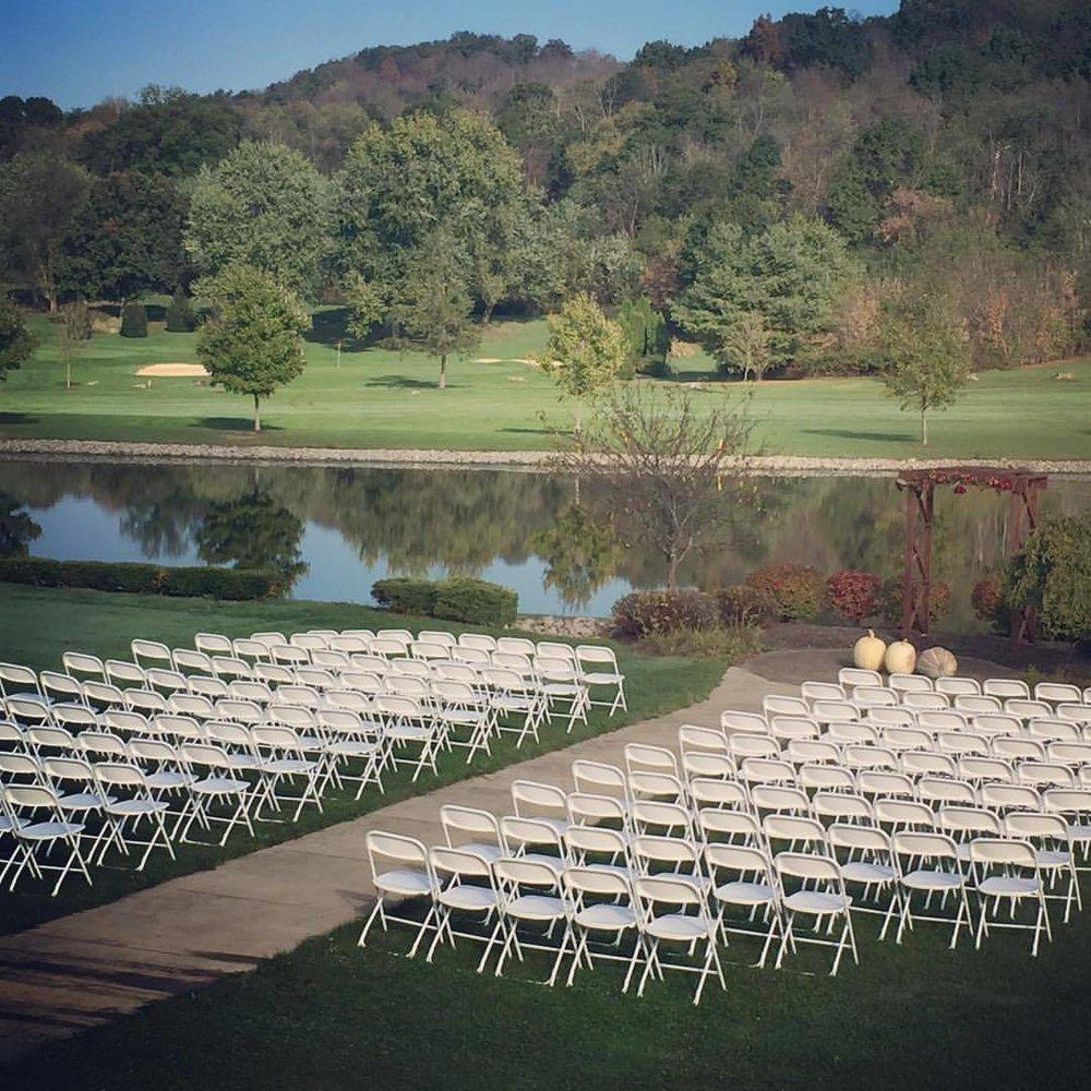Aliquippa Ceremony Chairs