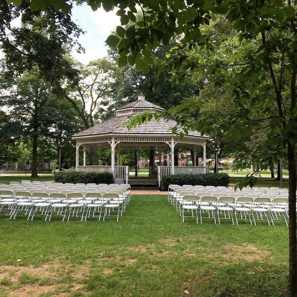 Beaver Ceremony Chairs