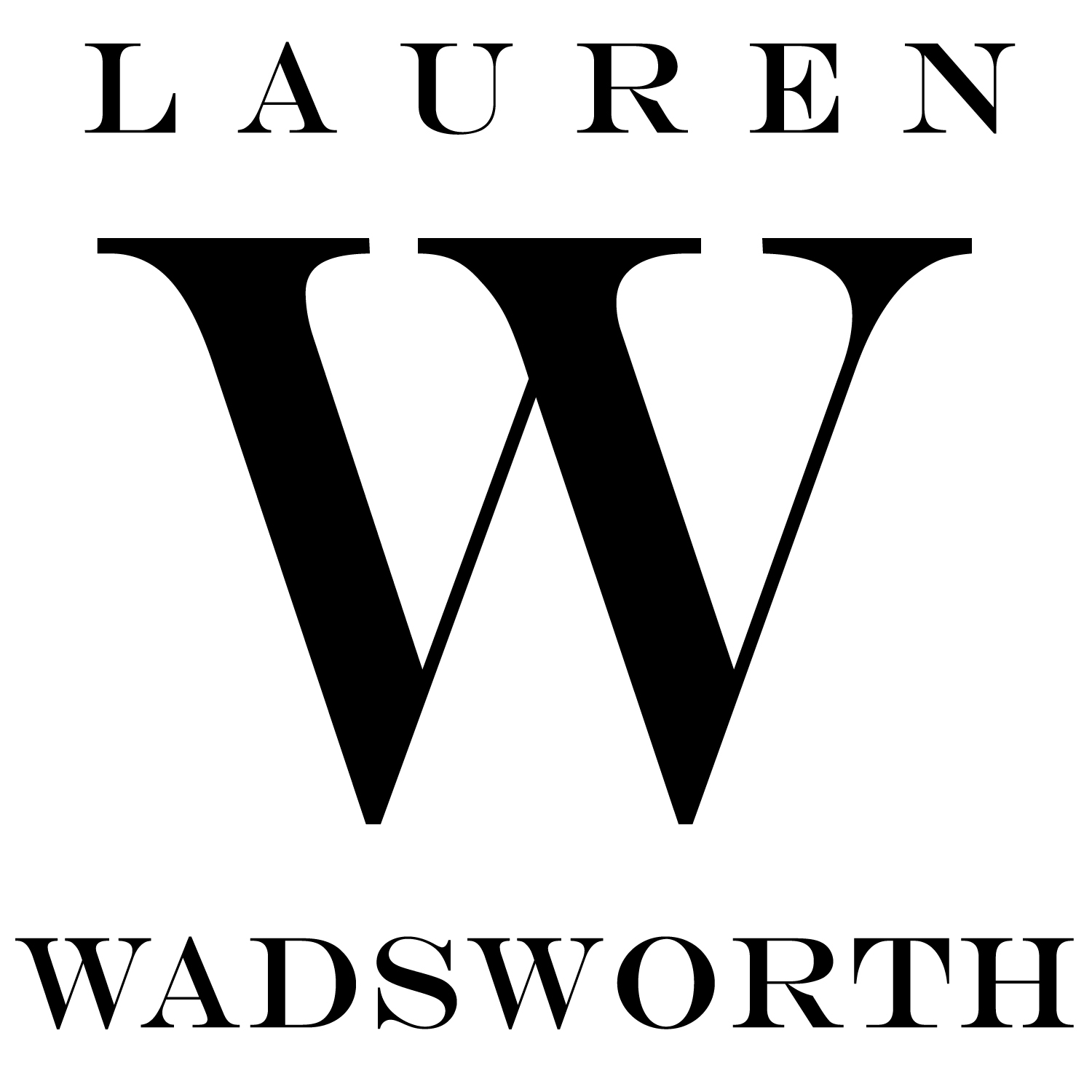 LAUREN WADSWORTH