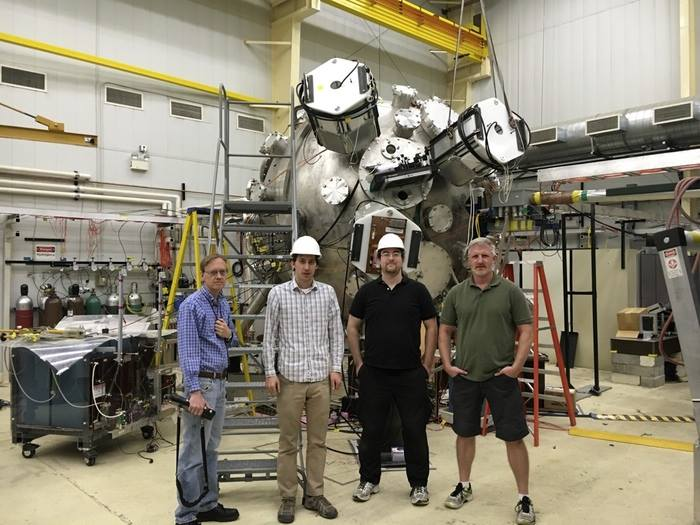 The Plasma Liner Experiment at Los Alamos shows a great deal of promise as an innovative ICF related approach. The supporting technology is built by a company called  Hyperjet  in Chantilly, which recently raised ~8 million in a public-private partnership.