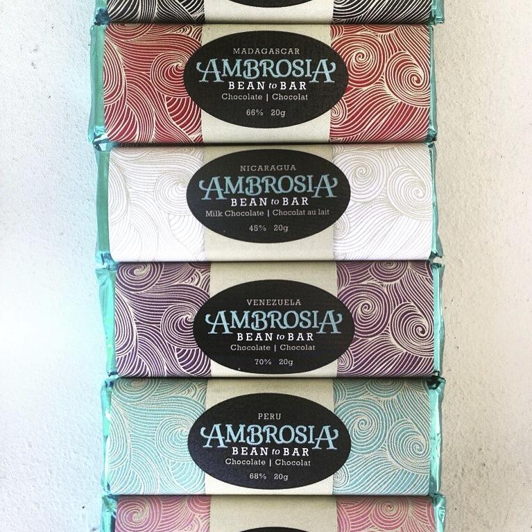 Ambrosia Pastry
