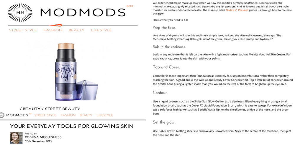Modsmods.com - How to get Glowing Skin