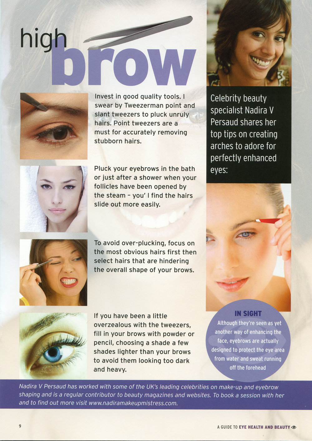 A Guide to Eye Health & Beauty
