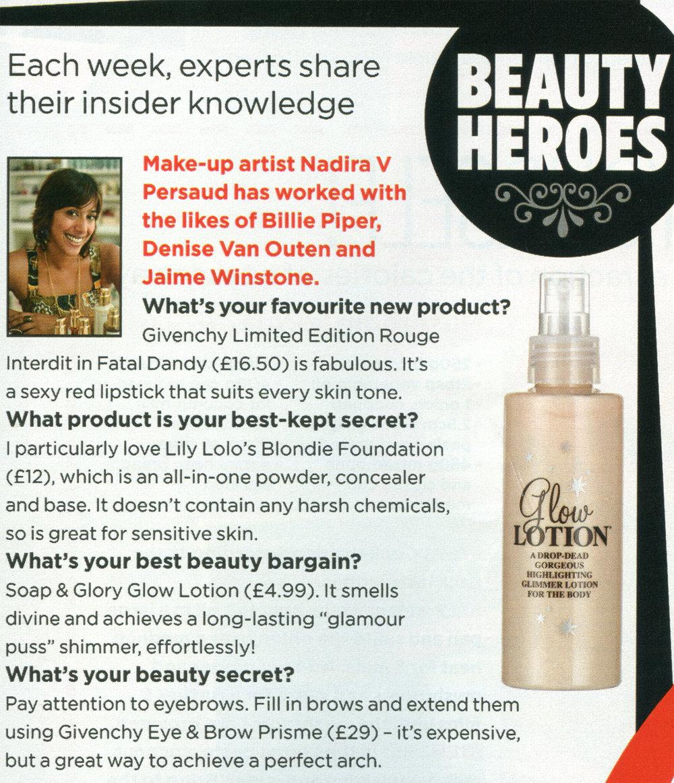 Closer, Beauty Insider