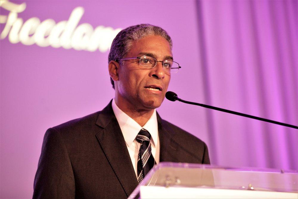 Dr. Oscar Elias Biscet - Acceptance Speech