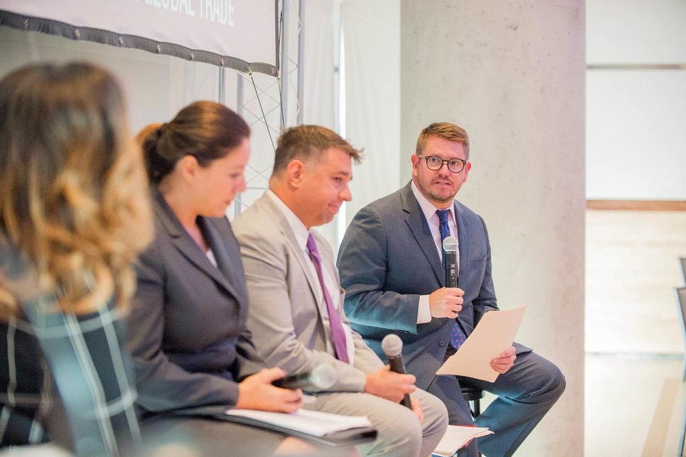 6th Annual trade & international affairs symposium -