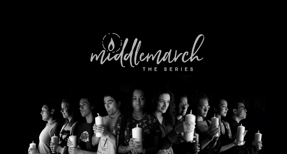 Middlemarch: The Series  Official Poster - Logo by  Ana Marta
