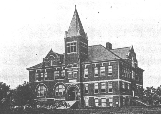 Greer College-1890