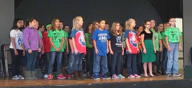 2016-17 Chorus