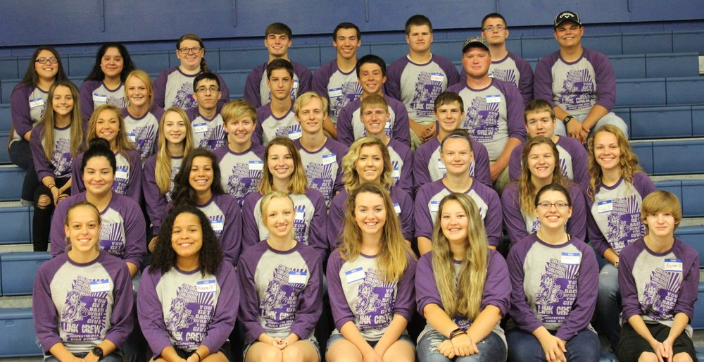 2017-18 HAHS Link Crew