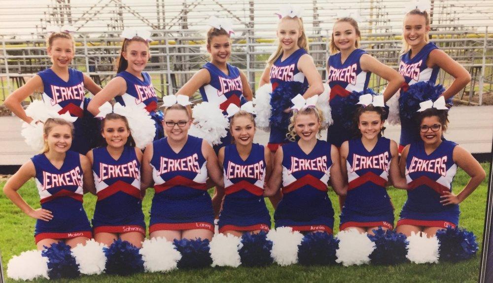 2017 Cheer Squad
