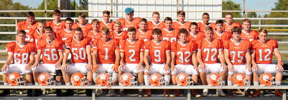 Westville Tigers 6-0 VVC record