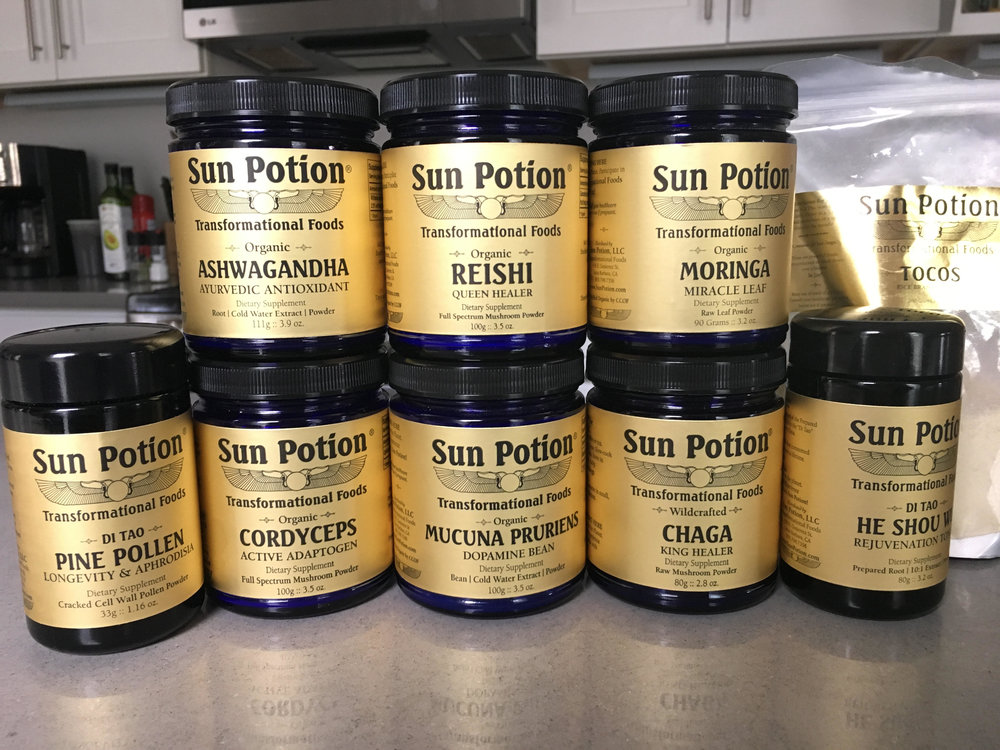 The Power Of Potions My Favorite Sun Potion Products The Health Mason