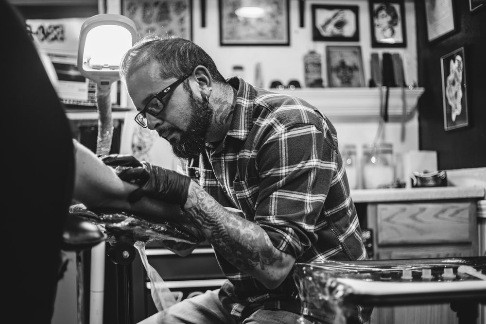 Tattoo Artist_Peet M. Adamson