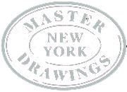 Master Drawings New York logo