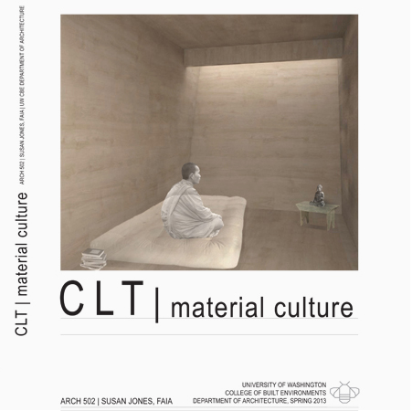 CLT | Material Culture   Graduate level studio through the University of Washington   Please follow this link to view CLT | material culture.