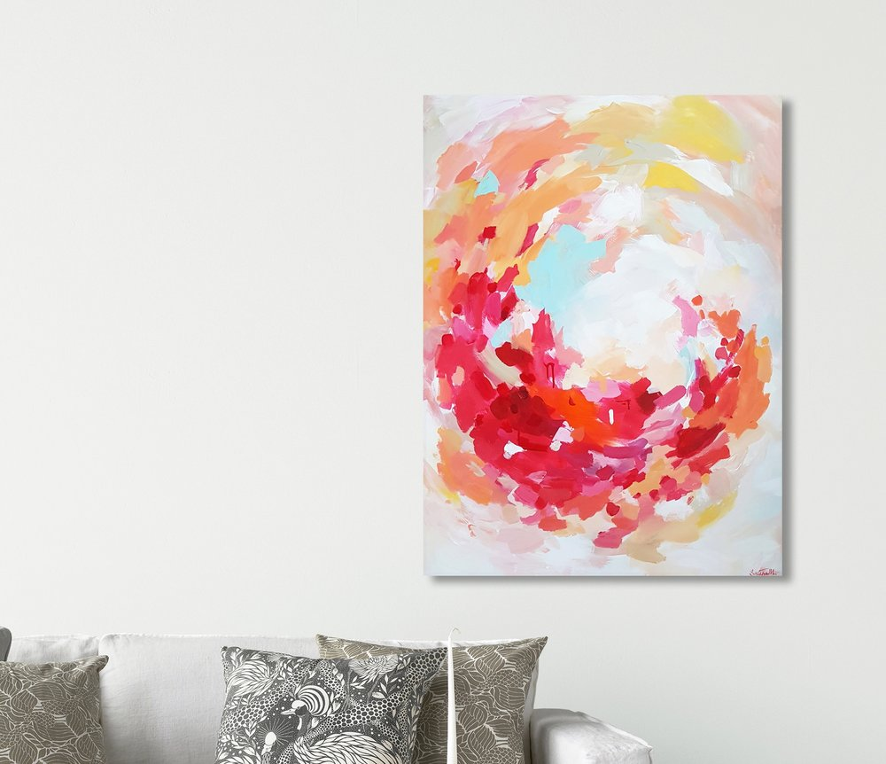 Just in: Canvas prints! - Pre-order now, $30 off!