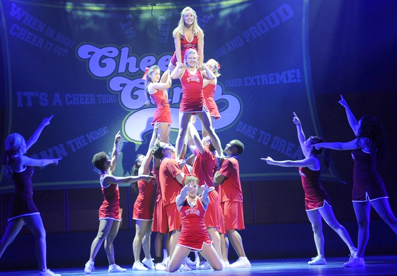 Campbell,  Bring It On: The Musical,  World Premiere
